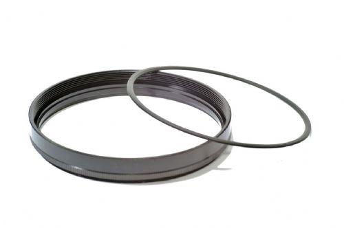 Metal Rotating Filter Ring and Retainer 72mm